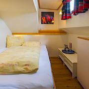 Double cabin aboard the Allure