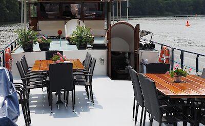 Above Deck   Allure   Bike & Boat Tours