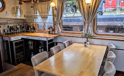Lounge   Allure   Bike & Boat Tours