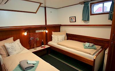Cabin | Fiep | Bike & Boat Tours