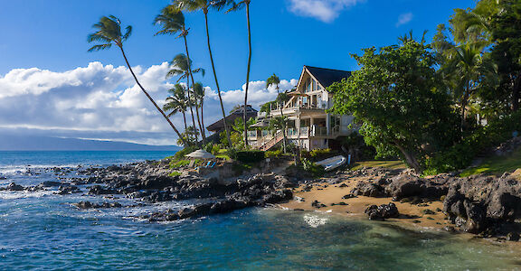 Luxury Maui Villa Vacation Rental