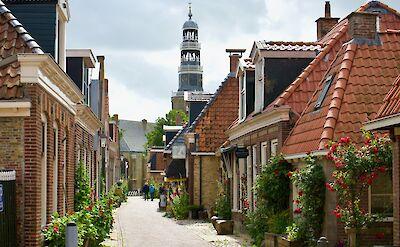 Beautiful Stavoren in Friesland, the Netherlands. Flickr:Bruno Rijsman