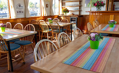 Dining | Flora | Bike & Boat Tours