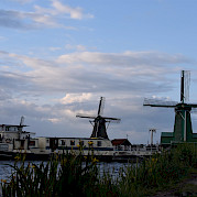 Flora at the Zaanse Schans | Bike & Boat Tours