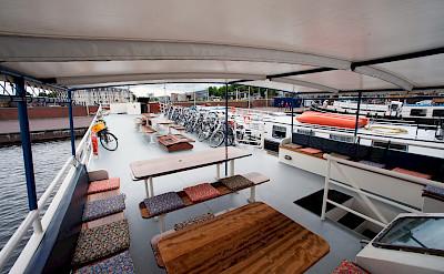 Sundeck | Sarah | Bike & Boat Tours