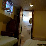 Cabin - Elodie | Bike & Boat Tours