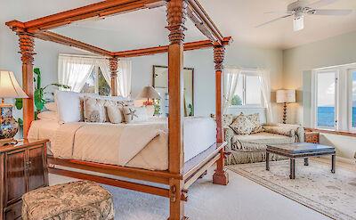 Front St Lahaina Hi Master Bedroom