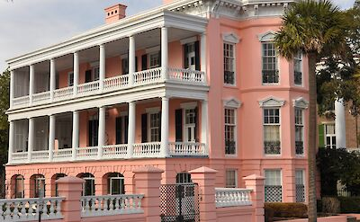 Charleston, South Carolina. Flickr:James Willamor
