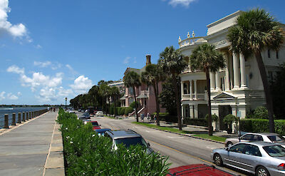 East Battery Street in Charleston, South Carolina. CC:Chris Pruitt