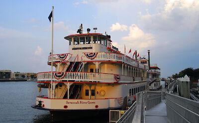 Savannah River Cruise! Flickr:faungg's photos