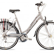 Bike on board the Merlijn