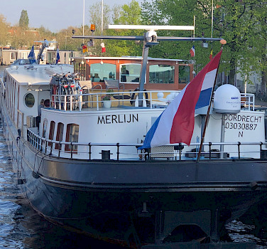 The beautiful Merlijn