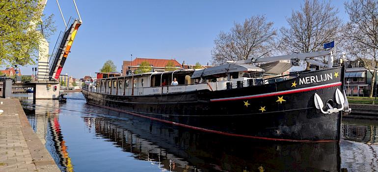 Merlijn in Haarlem