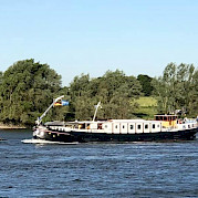 Merlijn on the Rhine River
