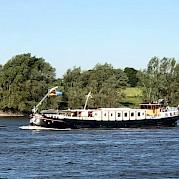 Merlijn on the Rhine River
