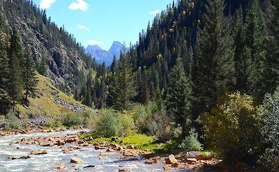 Mountains, rivers & valleys of Durango, Colorado. Flickr:Woody Hibbard