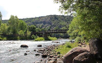 Animas River near Durango, Colorado. Flickr:David Fulmer