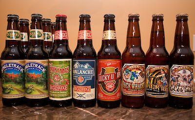 Craft beers galore in Colorado. Flickr:Chris Schrier