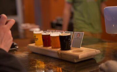 Beer tasting in Colorado. Flickr:Ryan and Sarah Deeds