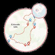 Durango & the San Juan Skyway Map