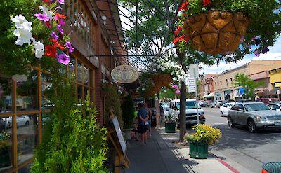 Durango, Colorado. Flickr:Woody Hibbard