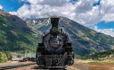 Durango Silverton Narrow Gauge Railroad. Flickr:Stefan Serena