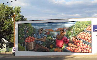 Mural in Cortez, Colorado. Flickr:Doug Kerr
