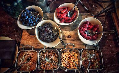 Hearty breakfasts in Colorado! Flickr:Shelby L. Bell