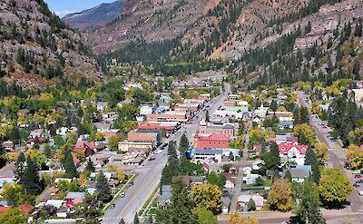 Ouray, Colorado. Flickr:Larry Lamsa