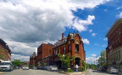 Belfast, Maine. CC:Bruce C Cooper