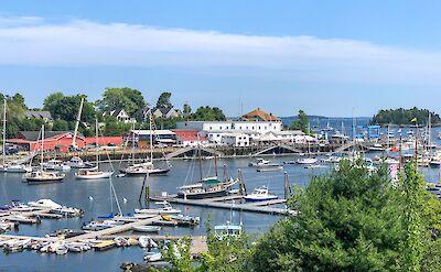 Camden, Maine. Flickr:Kevin Dooley