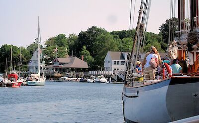 Camden, Maine. Flickr:LibraryGroover