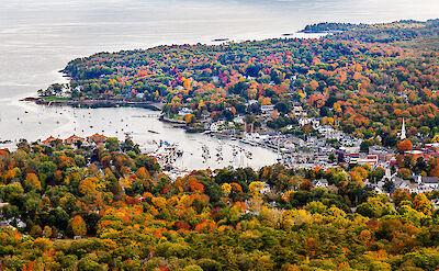 Camden, Maine. Flickr:Paul VanDerWerf