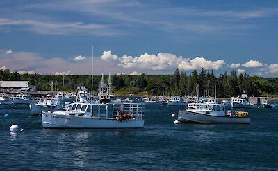 Mount Desert Island, Maine. Flickr:Peter Rintels