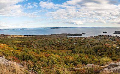 Penobscot Bay, Maine. Flickr:Paul VanDerWerf