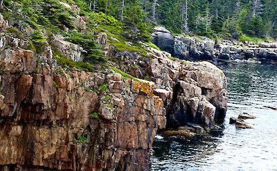 Schoodic Peninsula, Acadia National Park, Maine. Flickr:cloud2013