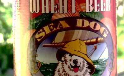 Sea Dog Apricot Wheat Beer in Maine. Flickr:smcd22