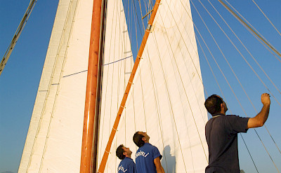 Setting the sails! Bahriyeli | Bike & Boat Tours