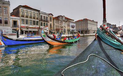 Aveiro, Portugal. Flickr:Gabriel Gonzales