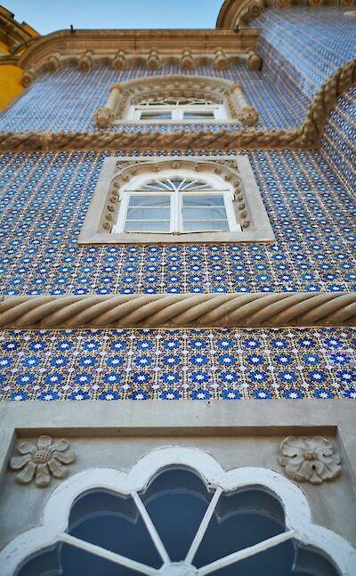 Mosaics in Lisbon, Portugal. Flickr:Luca Sartoni