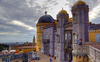 Palácio Nacional da Pena in Sintra, Portugal. Flickr:Will
