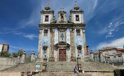 Great Cathedrals in Porto, Portugal. Flickr:Nicolas Vollmer