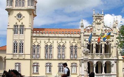 Town Hall in Sintra, Portugal. CC:Thomas