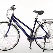 Example of bicycle available on the Romantica | Bike & Boat Tours