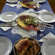 refeição - Romantica