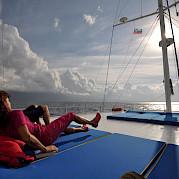sun deck - San Snova
