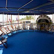 stern deck - San Snova