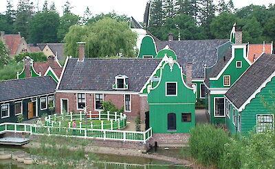 Open-Air Museum in Arnhem, Gelderland, the Netherlands. CC:Ziko van Dijk