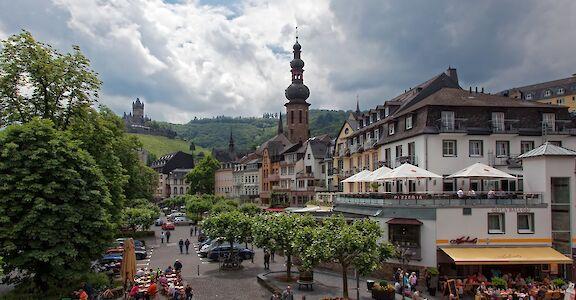 Cochem, Germany. ©Hollandfotograaf 50.145636, 7.165996