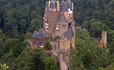 Lots of castles along the Mosel River in Germany! ©Hollandfotograaf
